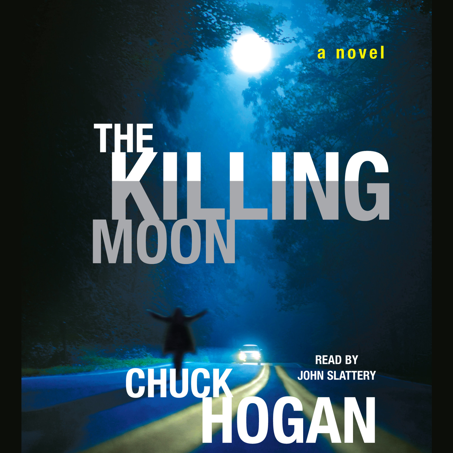 Printable The Killing Moon: A Novel Audiobook Cover Art