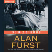 The Spies of Warsaw Audiobook, by Alan Furst