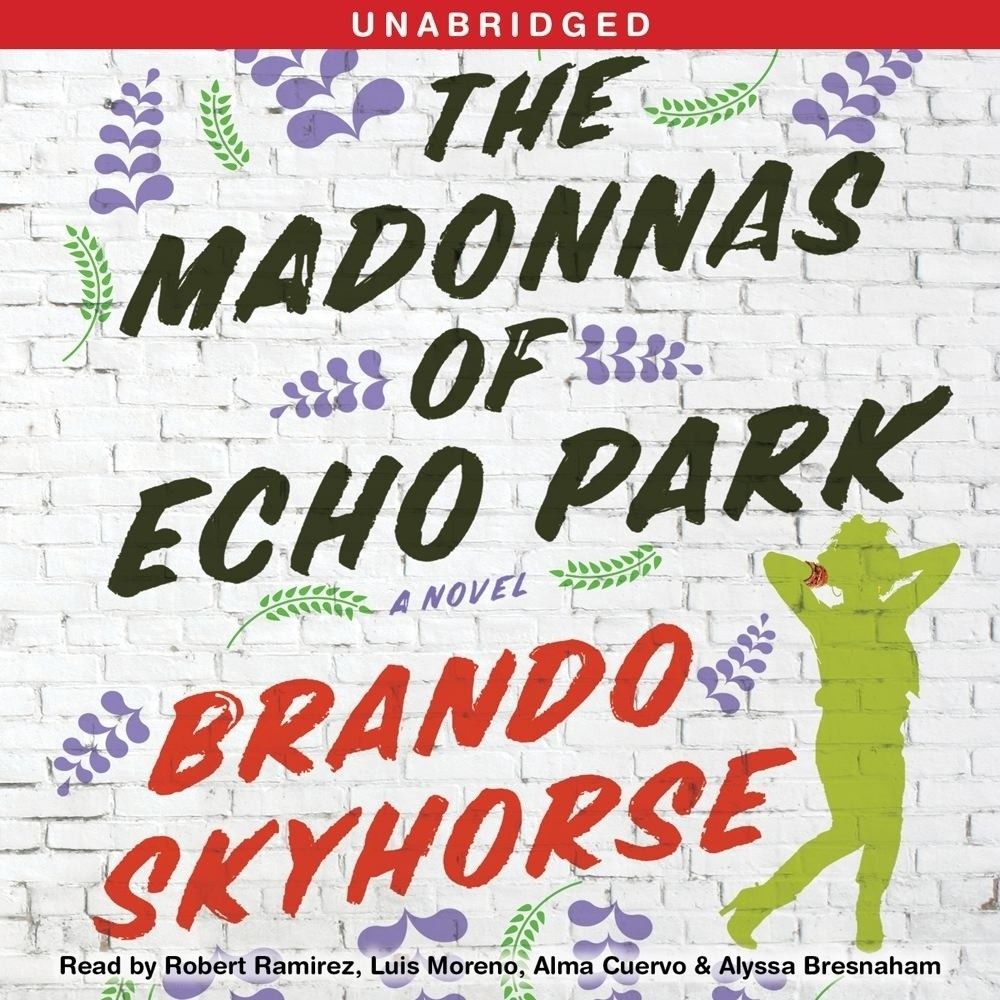 Printable The Madonnas of Echo Park Audiobook Cover Art
