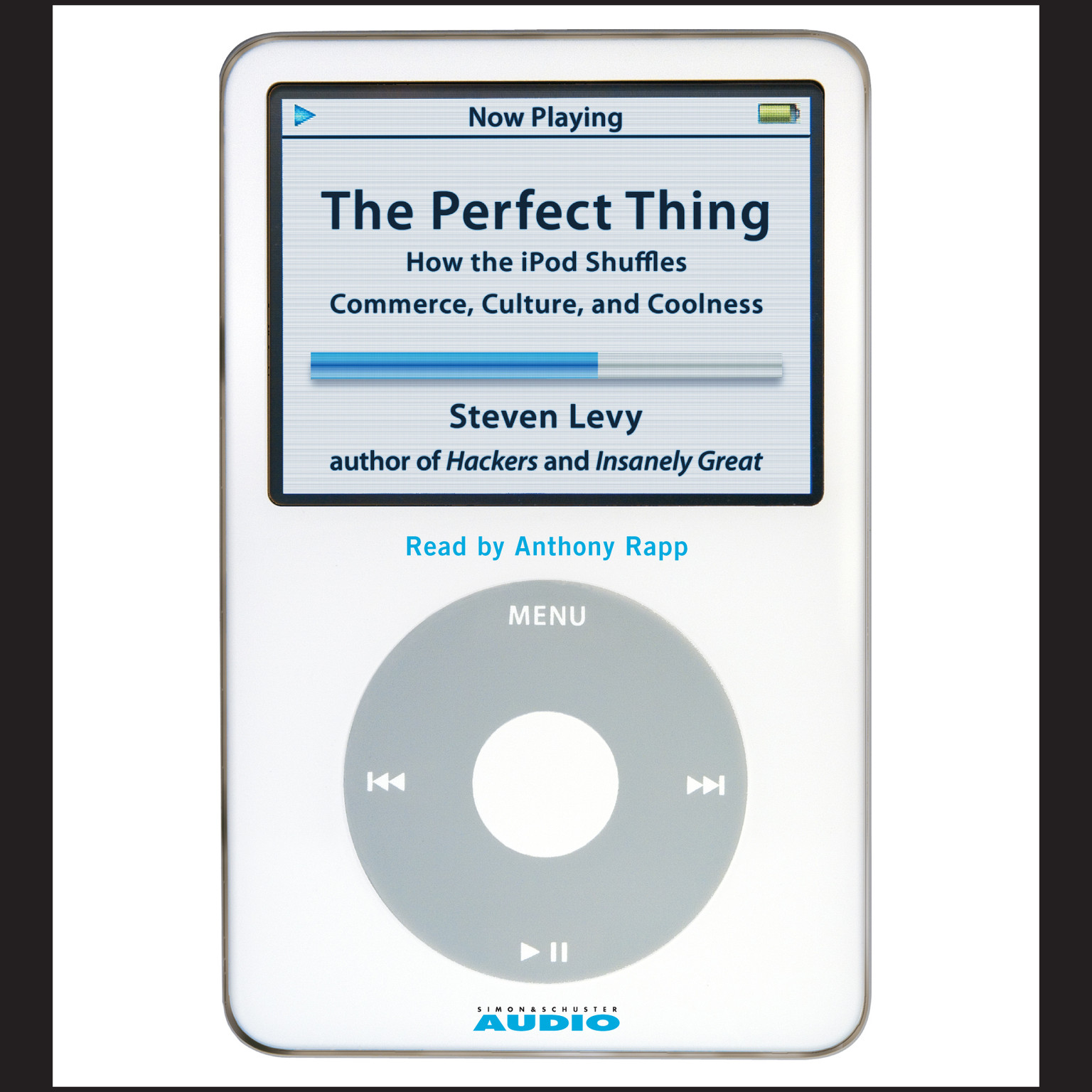 Printable The Perfect Thing: How the iPod Shuffles Commerce, Culture, and Coolness Audiobook Cover Art