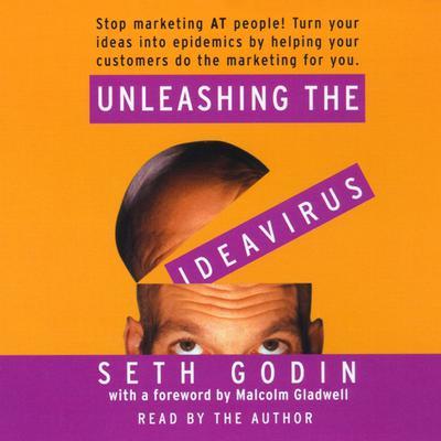 Unleashing the Idea Virus Audiobook, by Seth Godin