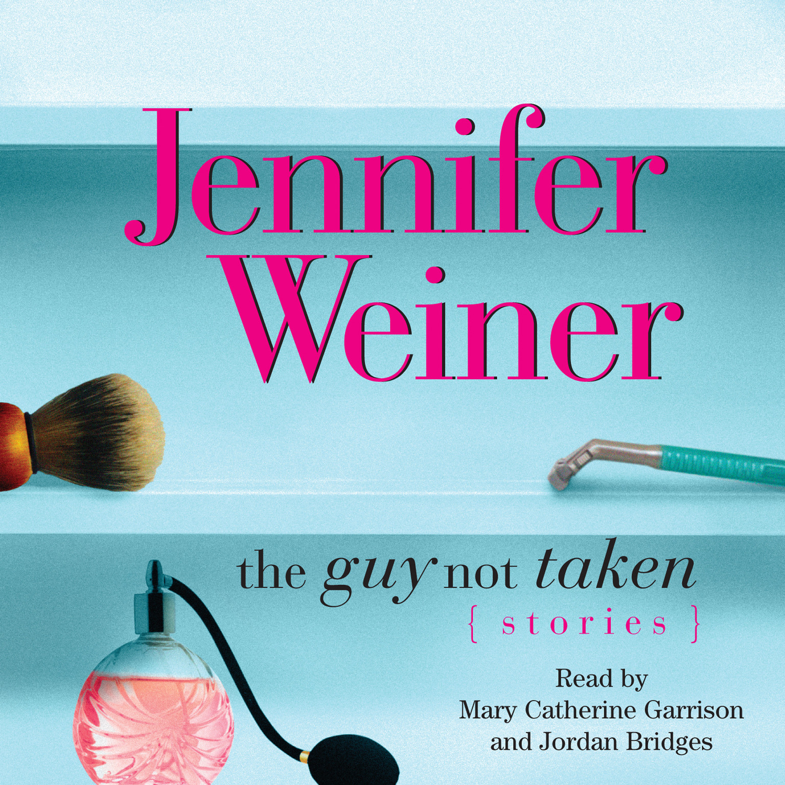 Printable The Guy Not Taken: Stories Audiobook Cover Art