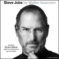 Steve Jobs Audiobook, by
