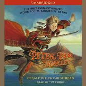 Peter Pan in Scarlet, by Geraldine McCaughrean
