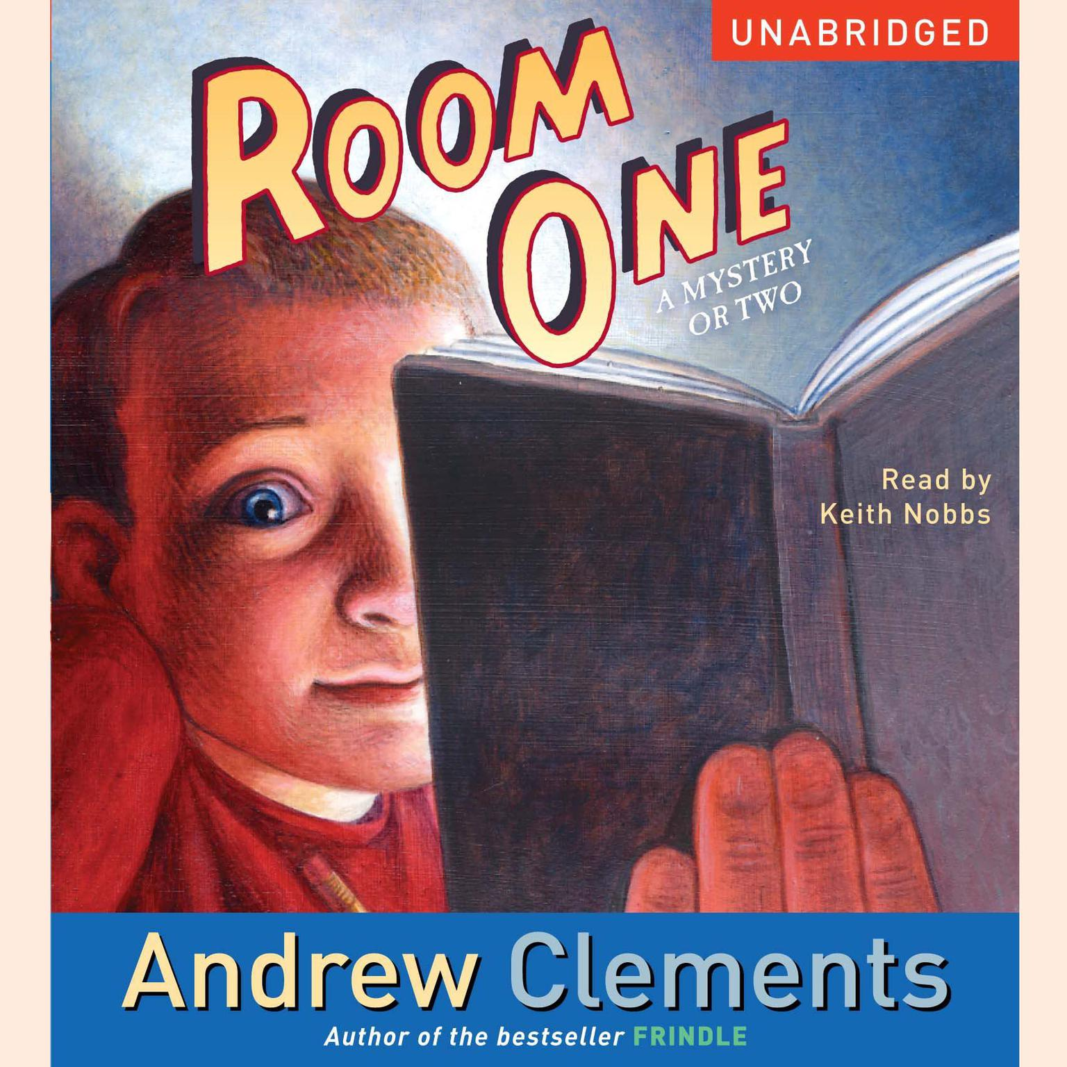 Printable Room One: A Mystery or Two Audiobook Cover Art