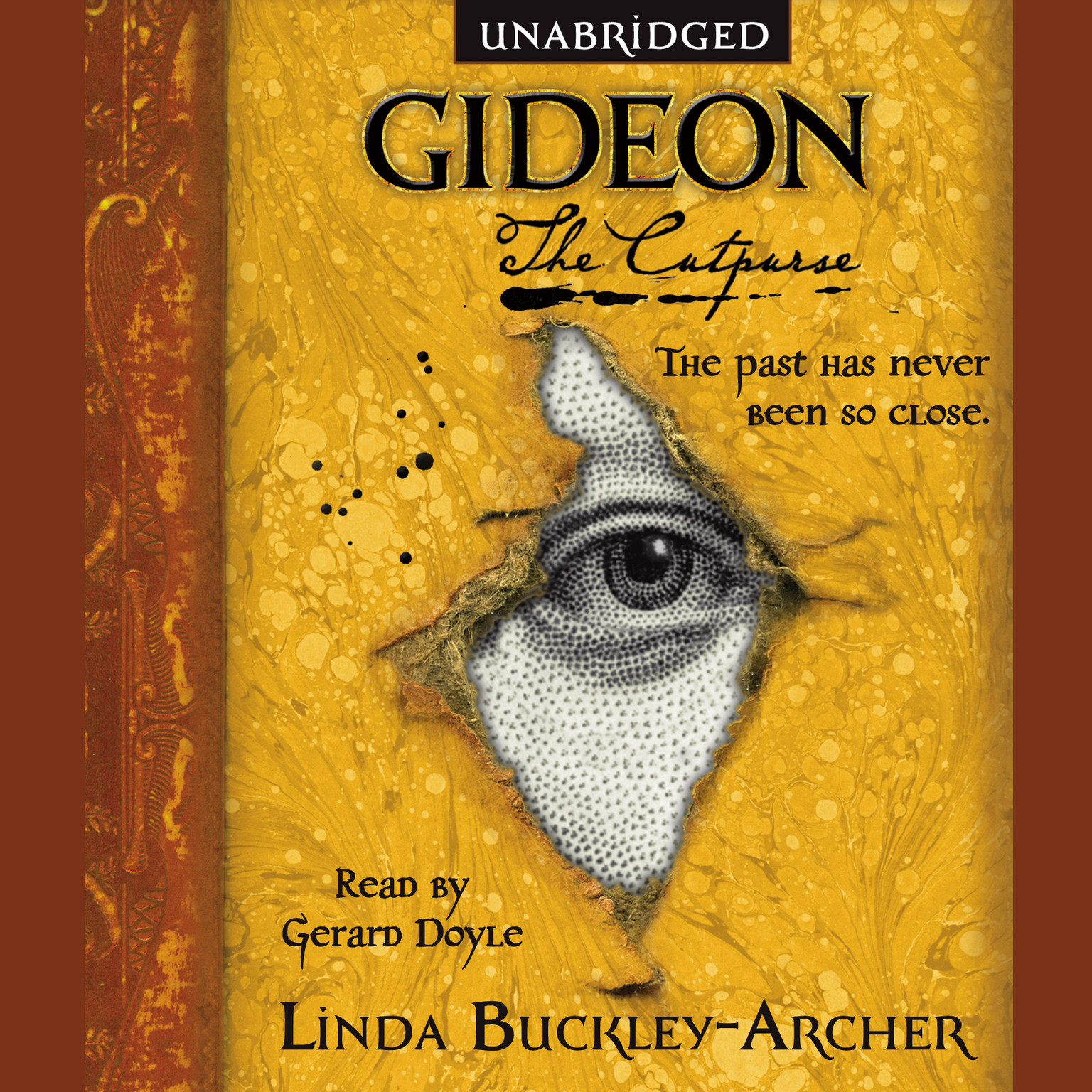 Printable Gideon the Cutpurse: Being the First Part of the Gideon Trilogy Audiobook Cover Art