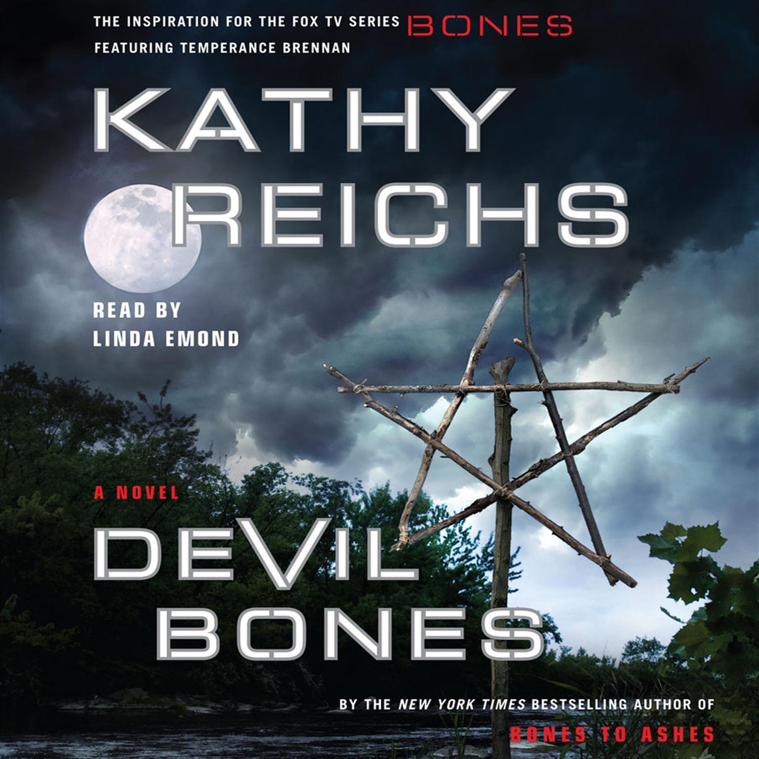 Printable Devil Bones: A Novel Audiobook Cover Art