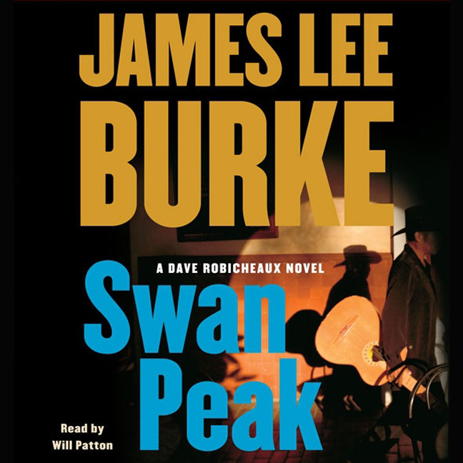 Printable Swan Peak: A Dave Robicheaux Novel Audiobook Cover Art