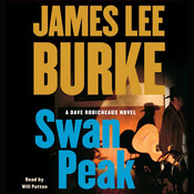 Swan Peak: A Dave Robicheaux Novel Audiobook, by James Lee Burke