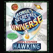 Georges Secret Key to the Universe, by Stephen Hawking