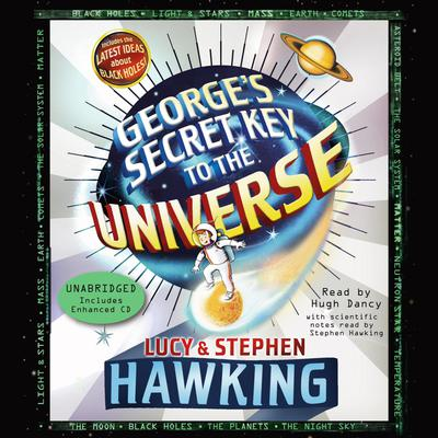 Georges Secret Key to the Universe Audiobook, by Stephen Hawking