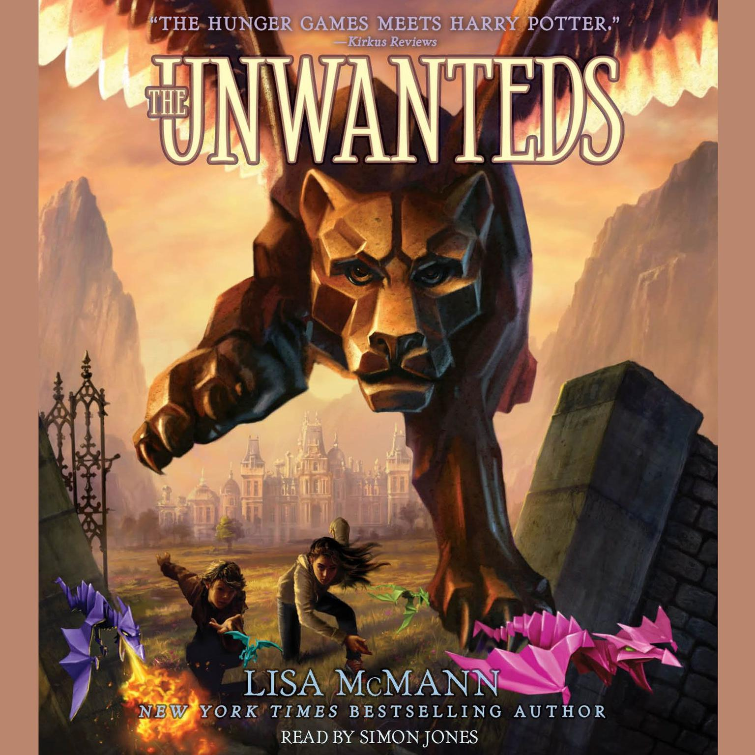Printable The Unwanteds Audiobook Cover Art