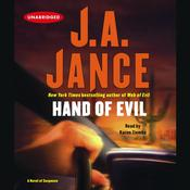 Hand of Evil Audiobook, by J. A. Jance