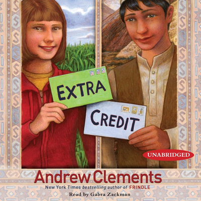 Extra Credit Audiobook, by Andrew Clements