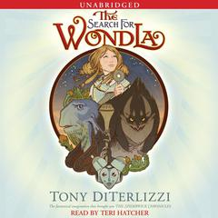 The Search for WondLa Audiobook, by Tony DiTerlizzi