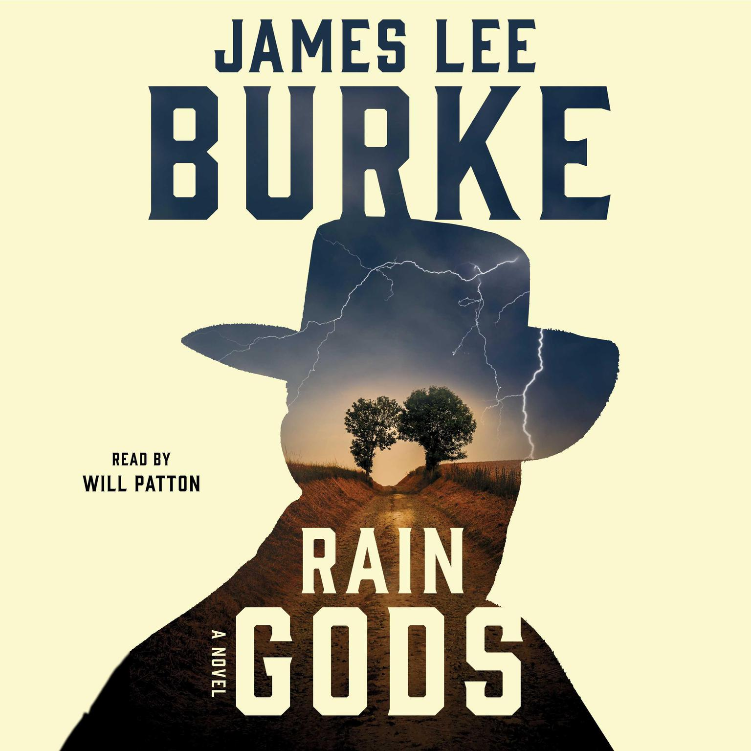 Printable Rain Gods: A Novel Audiobook Cover Art