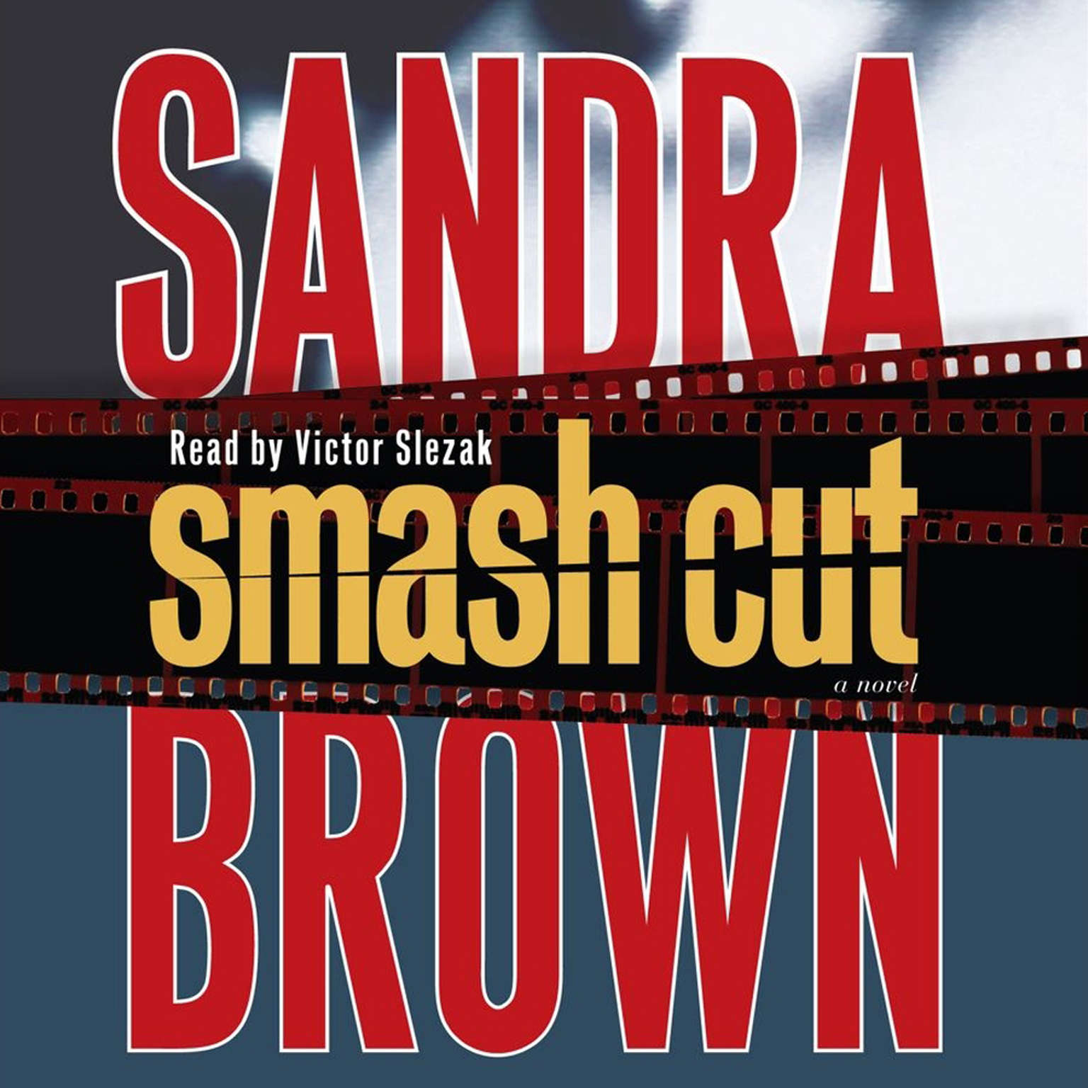 Printable Smash Cut: A Novel Audiobook Cover Art
