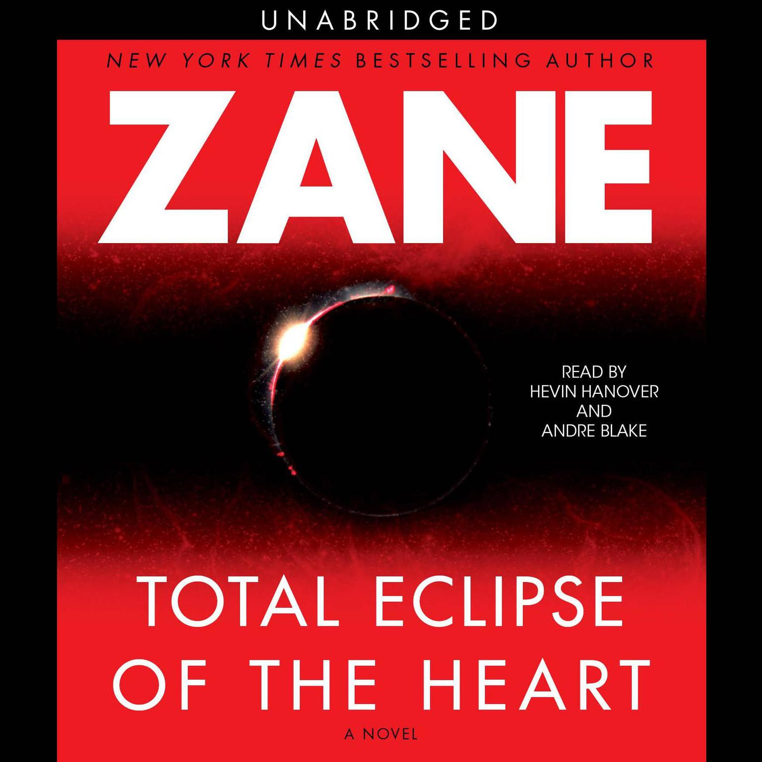 Printable Total Eclipse of the Heart Audiobook Cover Art
