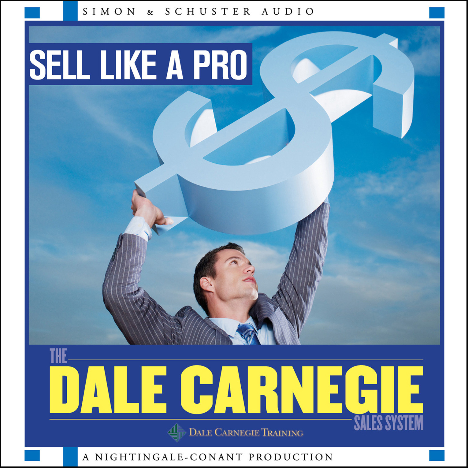 Printable Sell Like a Pro Audiobook Cover Art
