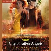 City of Fallen Angels, by Cassandra Clare