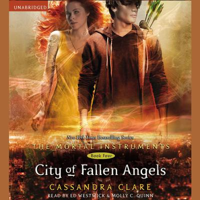City of Fallen Angels Audiobook, by Cassandra Clare