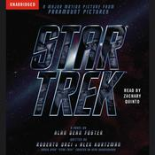 Star Trek Movie Tie-In Audiobook, by Alan Dean Foster