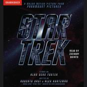 Star Trek Movie Tie-In Audiobook, by Alan Dean Foster