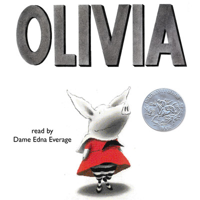 Olivia Audiobook, by Ian Falconer