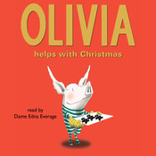 Olivia Helps with Christmas Audiobook, by Ian Falconer