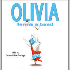 Olivia Forms a Band Audiobook, by Ian Falconer