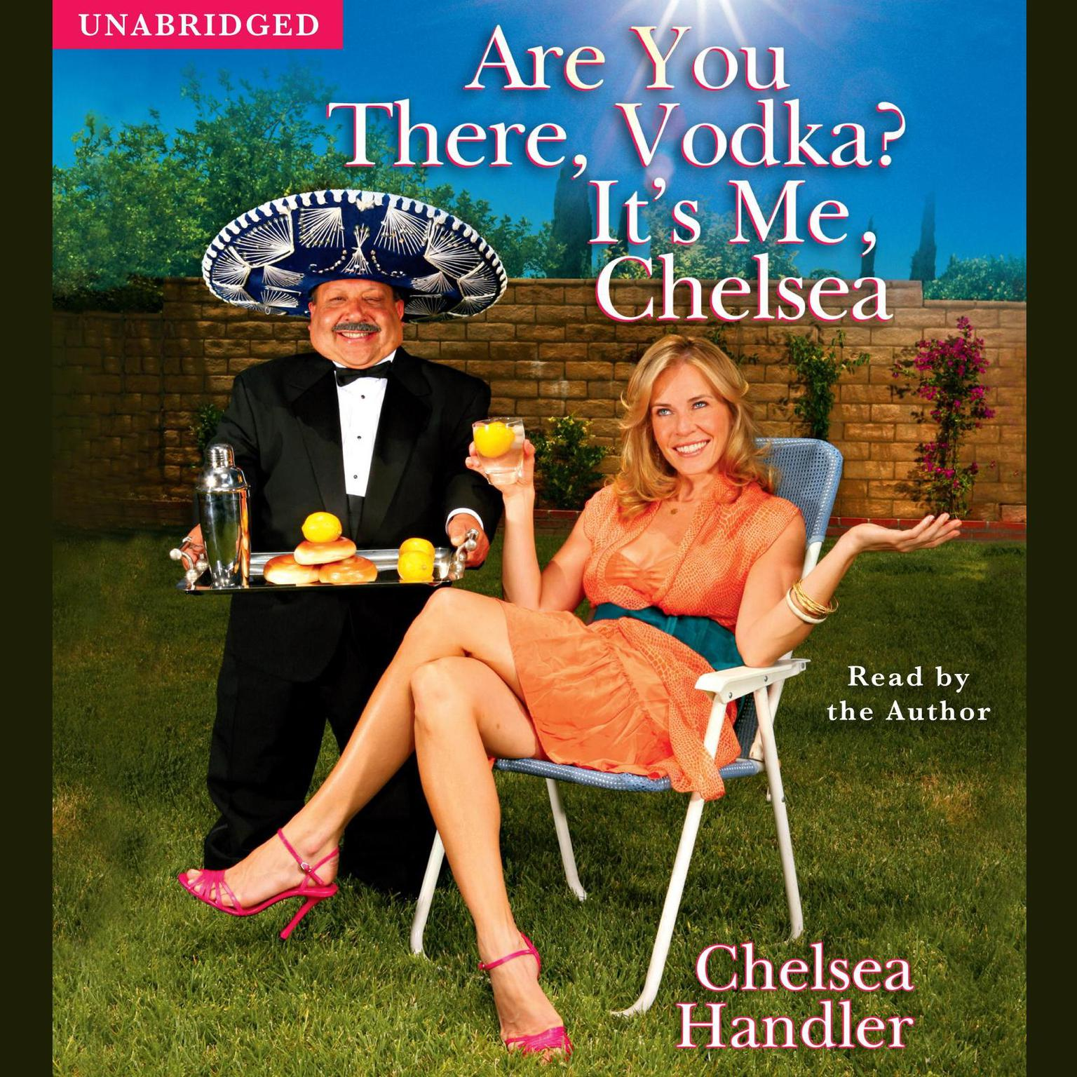 Printable Are You There, Vodka? It's Me, Chelsea Audiobook Cover Art