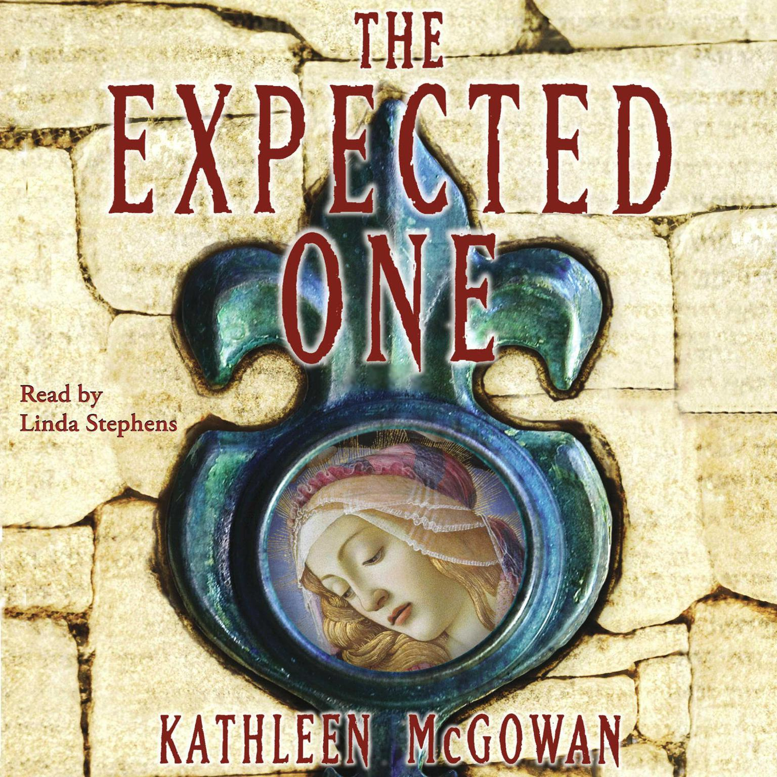 Printable The Expected One: A Novel Audiobook Cover Art
