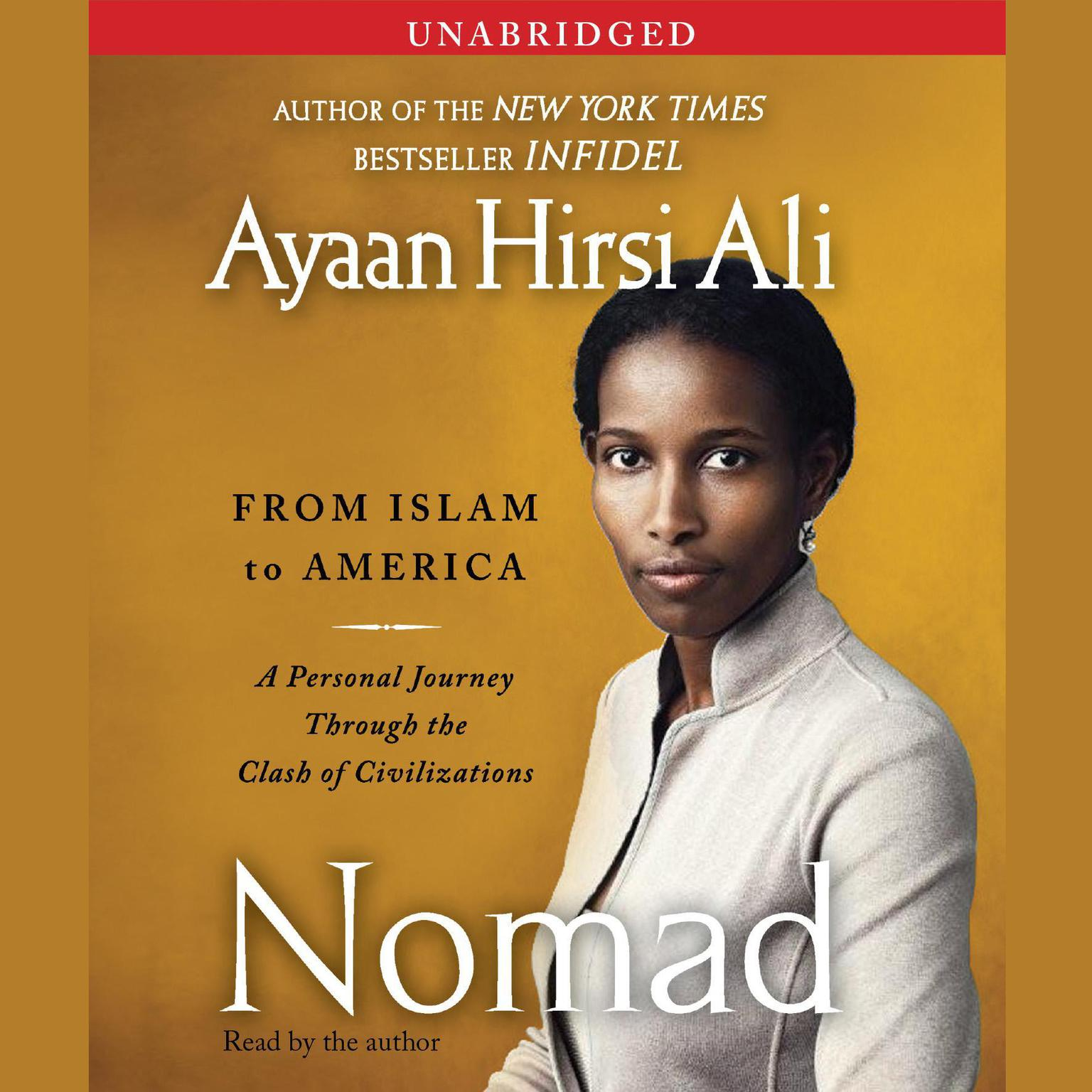 Printable Nomad: From Islam to America: A Personal Journey Through the Clash of Civilizations Audiobook Cover Art