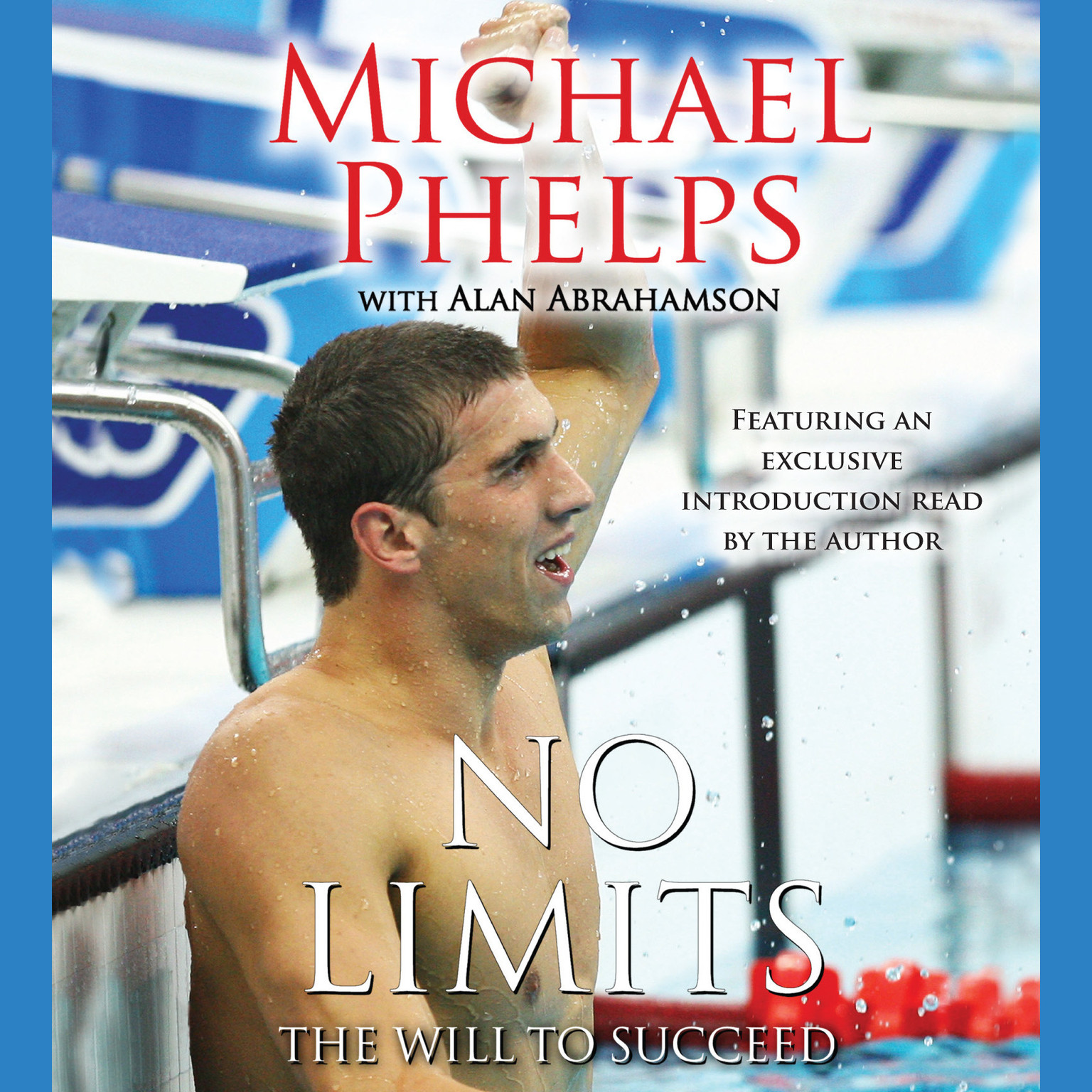 Printable No Limits: The Will to Succeed Audiobook Cover Art