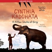 A Million Shades of Gray Audiobook, by Cynthia Kadohata