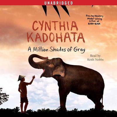 A Million Shades of Gray Audiobook, by Cynthia Kadohata