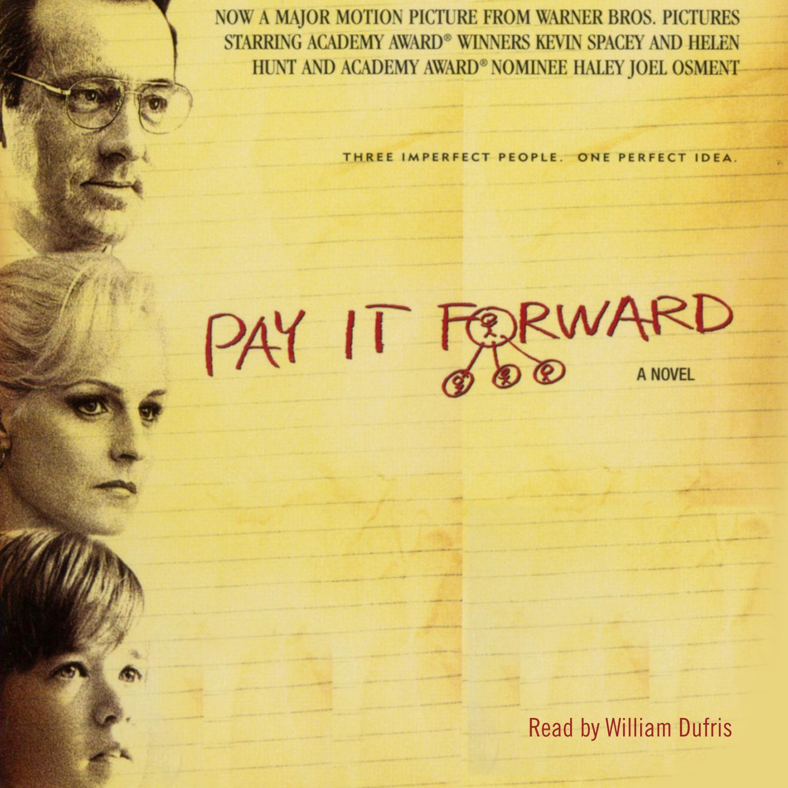 Printable Pay It Forward: A Novel Audiobook Cover Art