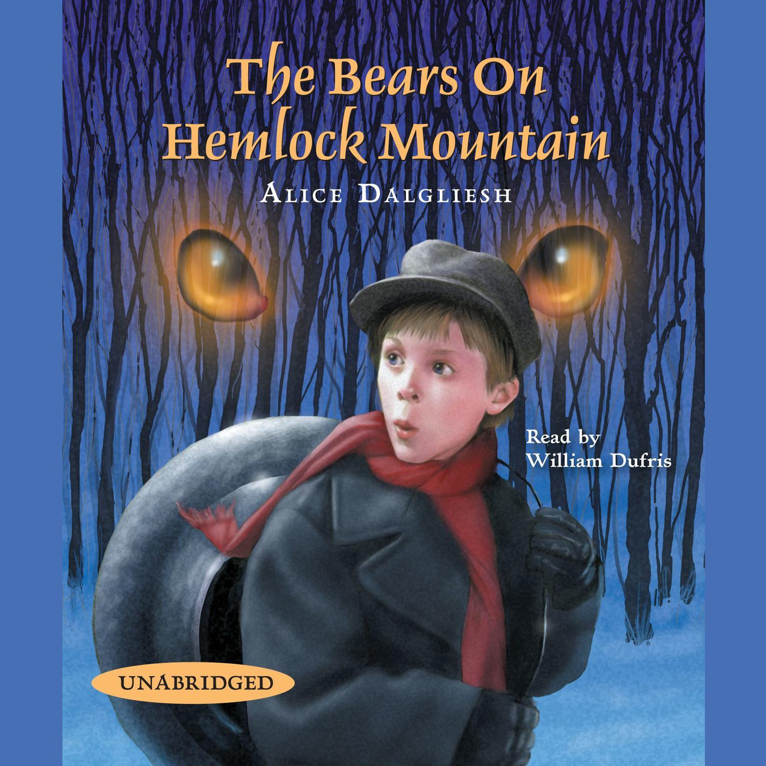 Printable The Bears on Hemlock Mountain Audiobook Cover Art