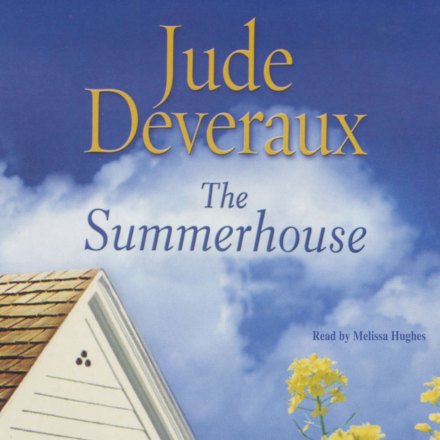 Printable The Summerhouse Audiobook Cover Art