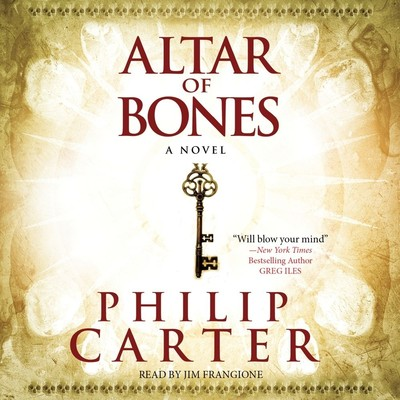 Altar of Bones Audiobook, by Philip Carter
