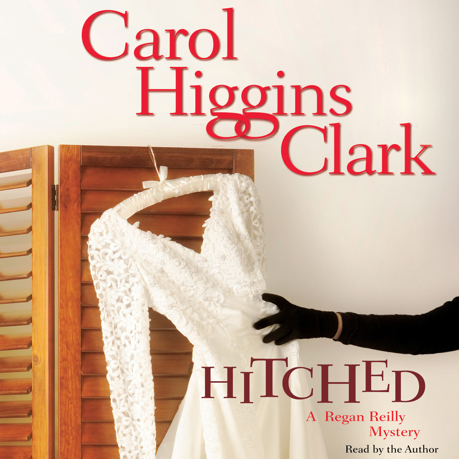 Printable Hitched: A Regan Reilly Mystery Audiobook Cover Art