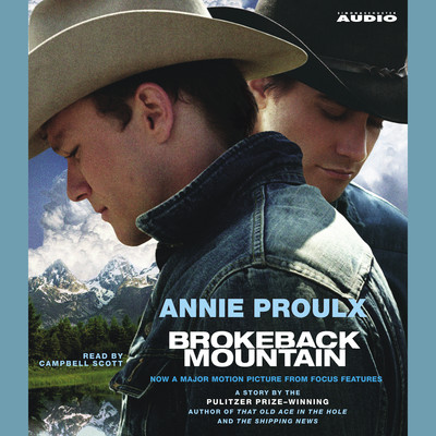 Brokeback Mountain Audiobook, by Annie Proulx