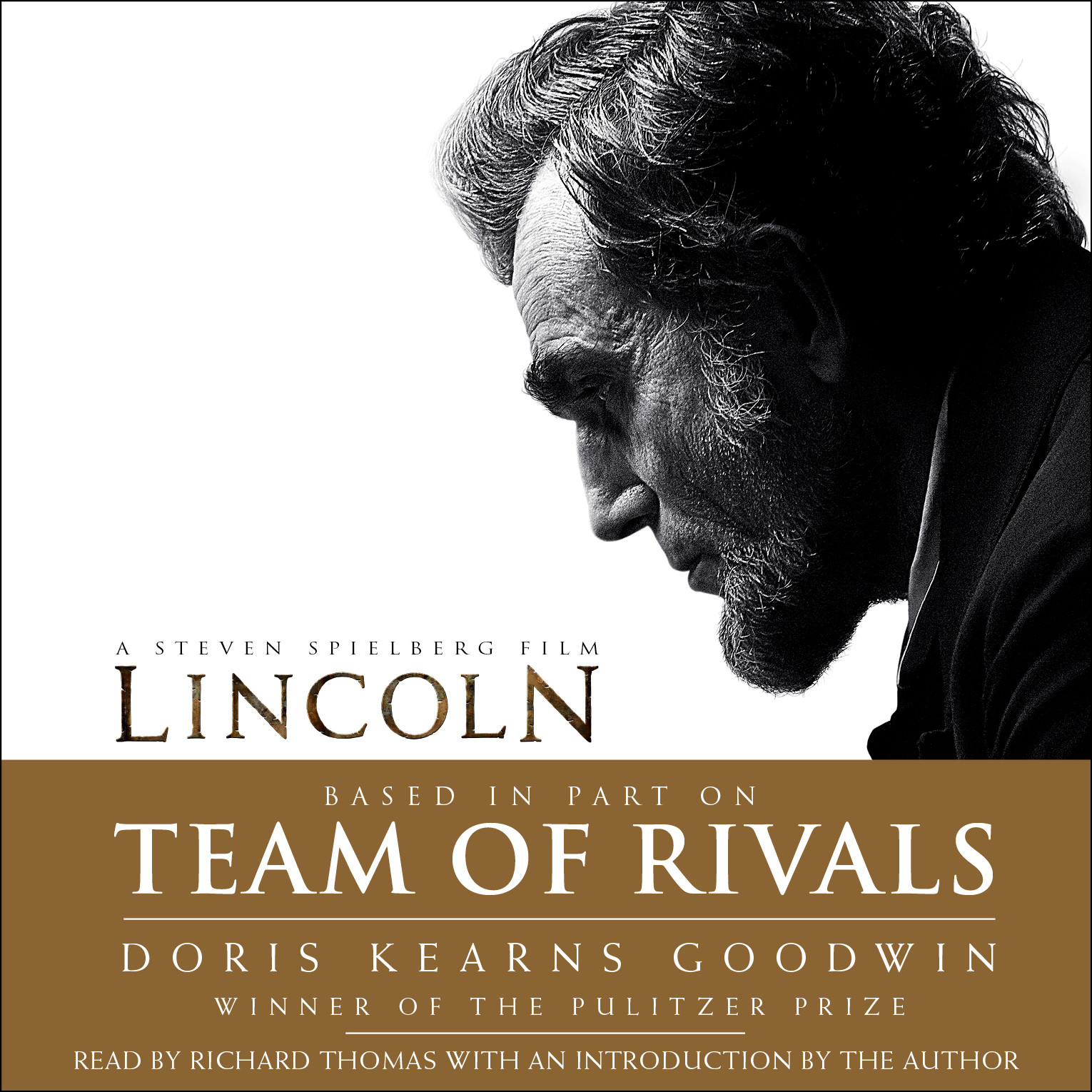 Printable Team of Rivals: The Political Genius of Abraham Lincoln Audiobook Cover Art