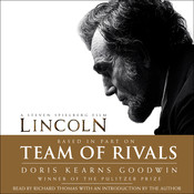 Team of Rivals: Lincoln Film Tie-in Edition Audiobook, by Doris Kearns Goodwin