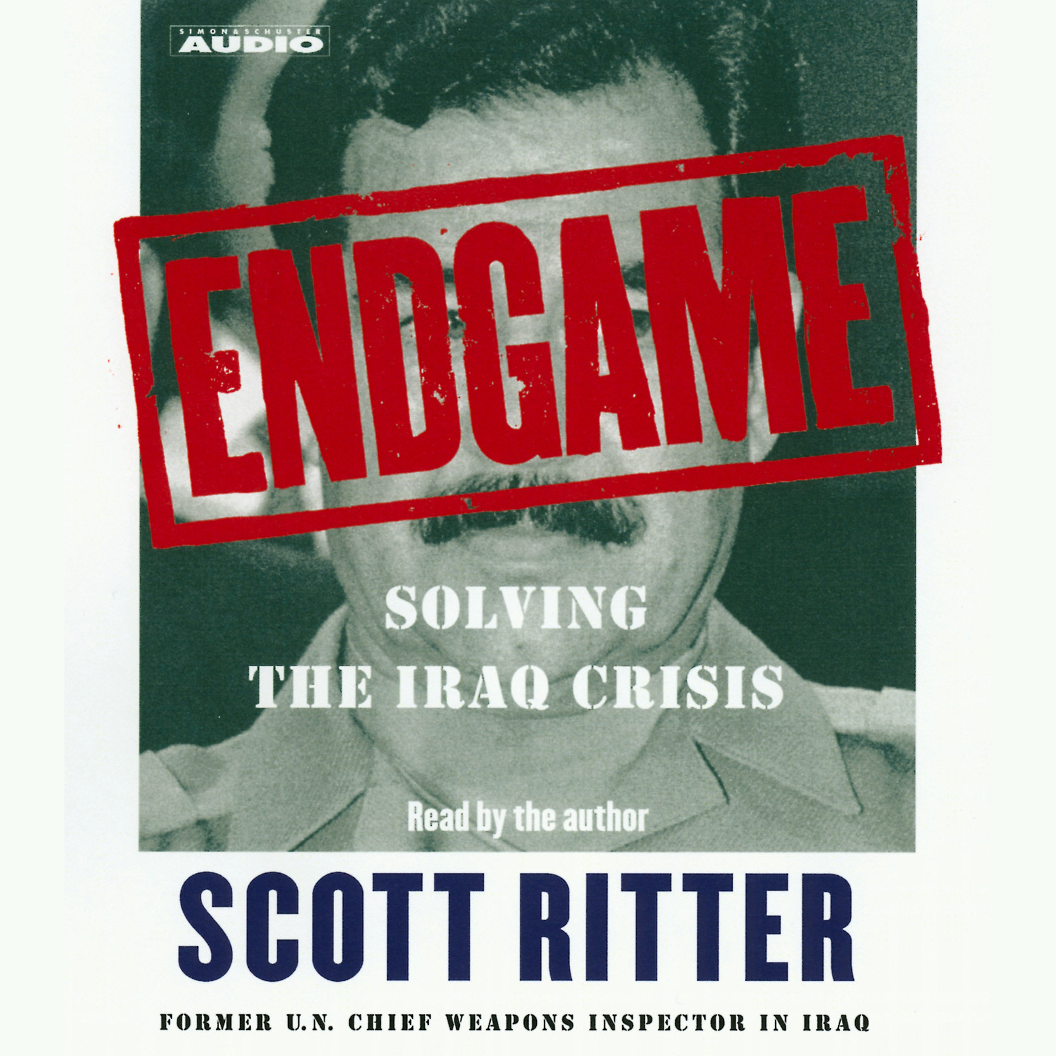 Printable Endgame: Solving the Iraq Crisis Audiobook Cover Art