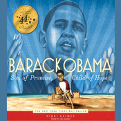 Barack Obama: Son of Promise, Child of Hope Audiobook, by Nikki Grimes
