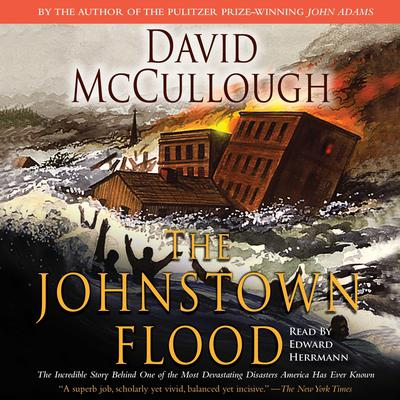 The Johnstown Flood Audiobook, by David McCullough