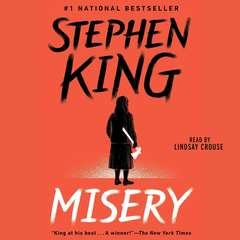 Misery Audiobook, by Stephen King