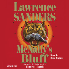 McNally's Bluff Audiobook, by Lawrence Sanders, Vincent Lardo