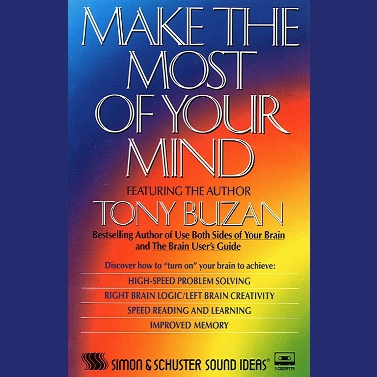 Printable Make the Most of Your Mind Audiobook Cover Art